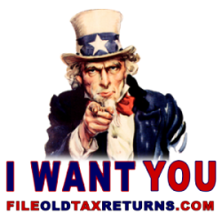 He's Back. Uncle Sam Wants You!!!!